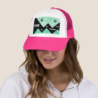 Thinking Cap Hat (Pink)