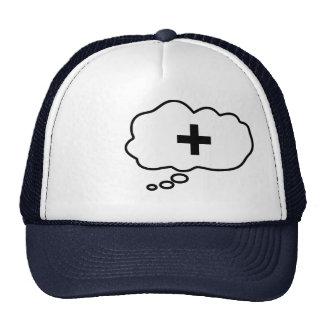 Thinking Cap - Think Positive Trucker Hat
