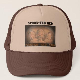 Thinking CAP Trio  hat - Customized