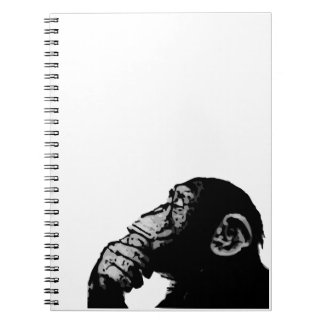 Thinking Chimp Note Books