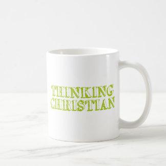 Thinking Christian Coffee Mug