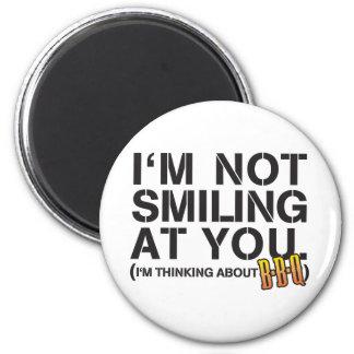 thinking dark magnet