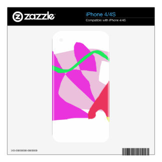 Thinking Decal For iPhone 4