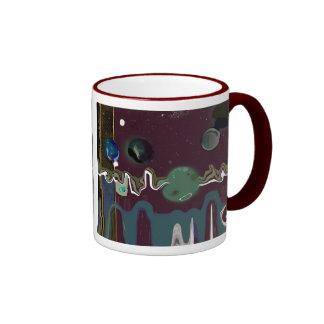 Thinking Forward - Looking Backward Mugs