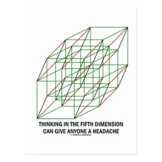 Math Dimensions Postcards & Postcard Template Designs | Zazzle