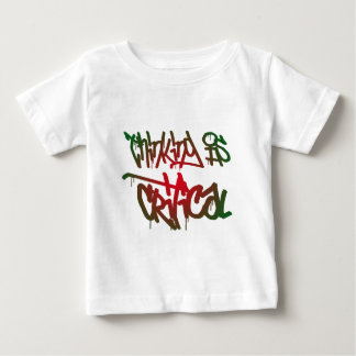 Thinking Is Critical Baby T-Shirt