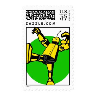 Thinking Machines Stamp