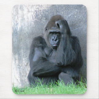 thinking mouse pad