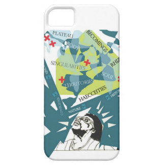Thinking of Deleuze iPhone 5 Covers