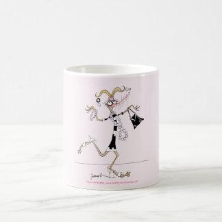 thinking of me ! magic mug