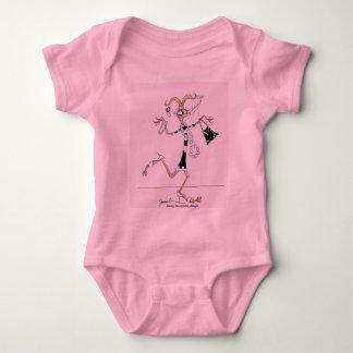 thinking of me, tony fernandes baby bodysuit