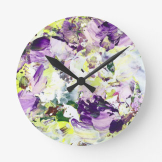 Thinking of Summer Floral Clock