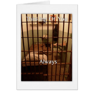 Thinking Of You Always Greeting Card