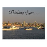 THINKING OF YOU ANGOLA POSTCARD