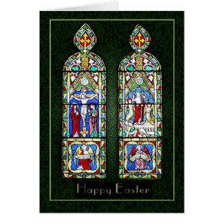 Resurrection gifts on zazzle thinking of you at easter the resurrection in st card negle Gallery