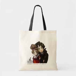 Thinking of you... canvas bag
