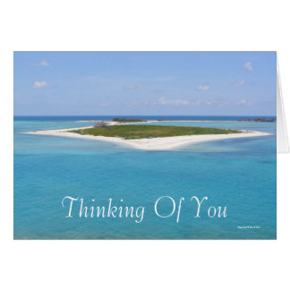 Thinking of You (Blank) Card