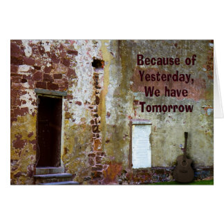 Thinking of You - Brighter Tomorrows Card