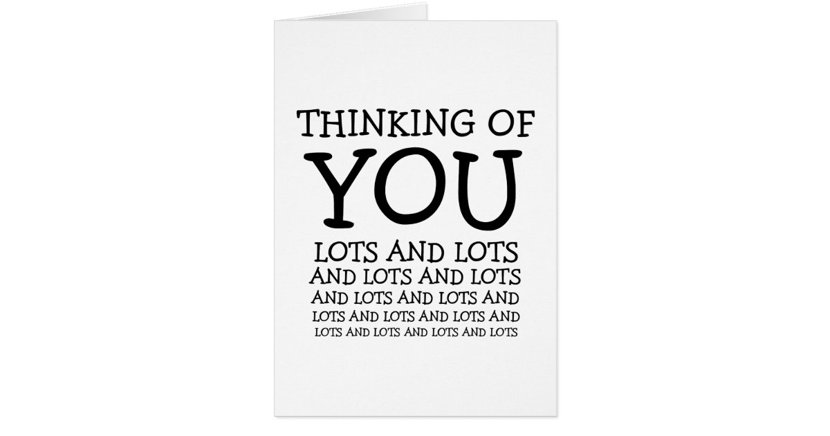 Thinking of you, cancer or get well customizable card ...