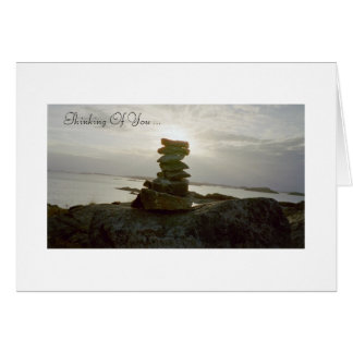 Thinking OF You… Stationery Note Card