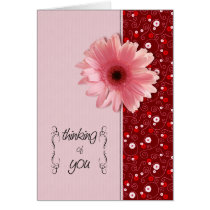 love, romance, romantic, flowers, flower, passion, infatuation, relationship, couple, memories, cute, thinking of you cards, romance cards, valentine, emotions, emotive, relation, best, selling, seller, best selling, creative, unique, thinking of you, Card with custom graphic design