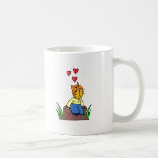 Thinking Of You Classic White Coffee Mug