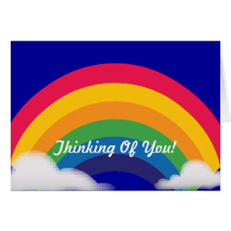 Thinking Of You!-Customize Card