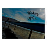 Thinking Of You Dock Card