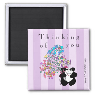 Thinking of you - Encouragement Magnet