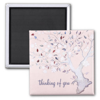 Thinking of You - Fantasy Tree Magnet