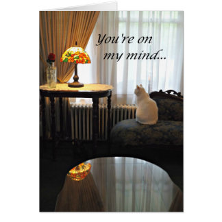 Thinking of you - I thank God upon every Card