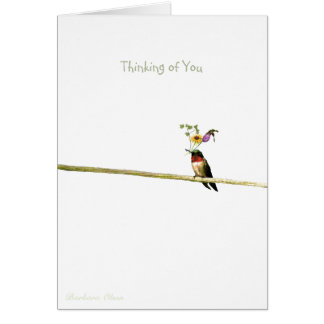 Thinking of You: In Your Time of Loss Card