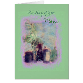 Thinking of You, Mom Card