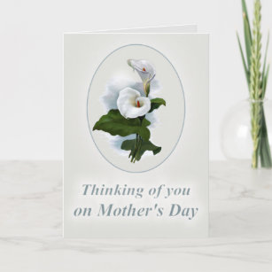 Thinking of you Mother's Day, Loss of Child Card