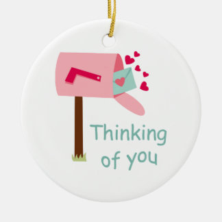 THINKING OF YOU ORNAMENTS