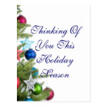 Thinking Of You Post Card