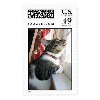 Thinking of You... Postage Stamps