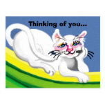 Thinking of you... postcards