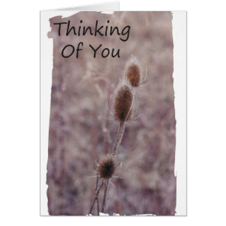Thinking of You Prayers Card