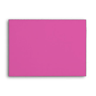 Thinking of You - Really Pink! Envelope