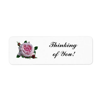 THINKING OF YOU- RETURN ADDRESS LABELS