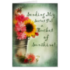 Thinking of You Secret Pal - sunshine Card