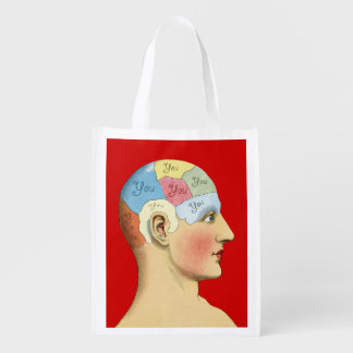 Thinking of You Reusable Grocery Bags