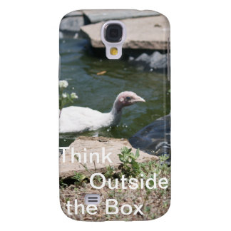 Thinking Outside the Box Galaxy S4 Case