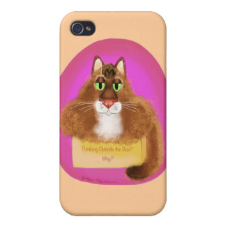 Thinking Outside the Box - Why? iPhone 4/4S Cases