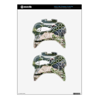 Thinking Outside the Box Xbox 360 Controller Skins