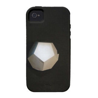 Thinking outside the Dodecahedron Case-Mate iPhone 4 Cover