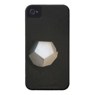 Thinking outside the Dodecahedron iPhone 4 Case