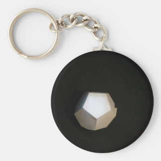 Thinking outside the Dodecahedron Keychain