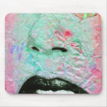 """""""Thinking Pink"""" Mouse Pad"""